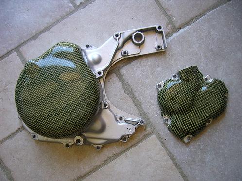 Protections carter à coller 850 TRX 1996 à 2000