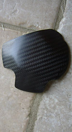 Protection carter bout de vilo à coller GSXR 1000 2007-2008