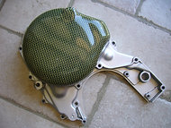 Protection carter alternateur à coller 850 TDM 1991 à 2001