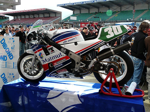 Kit Protections HONDA RC30 1987-1992