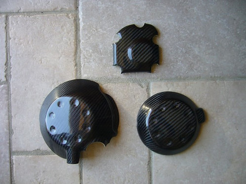 Protections carter à coller Z750 2004-2006