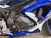 Protection carter embrayage à coller ou à visser GSXR 600-750 2008 à 2020