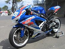 Kit Carénage GSXR 600-750 2008-2010