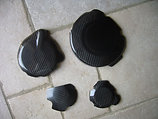 Protections carter à coller GSXR 1000 2001-2002-2003-2004