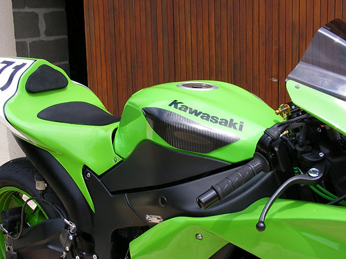 Kit Protections ZX6R 2007-2008