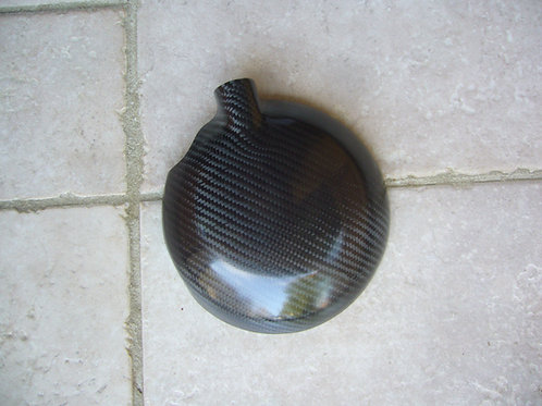 Protection carter embrayage à coller ZX6R 1998-2002