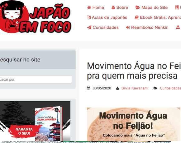 JAPÃO EM FOCO