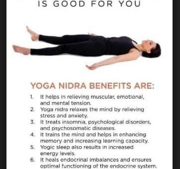 Yoga Nidra - 20mins