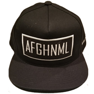 AFGHNML Hat - Black