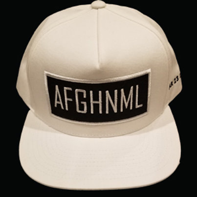 AFGHNML Hat - White