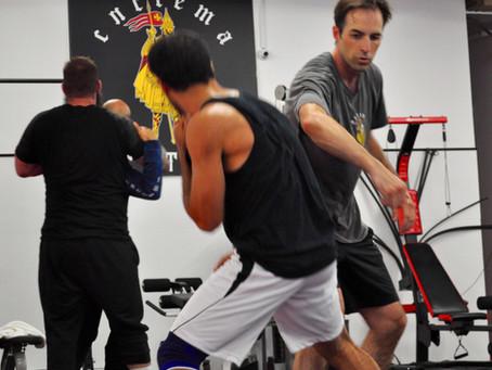 Martial Arts Training - Body Language