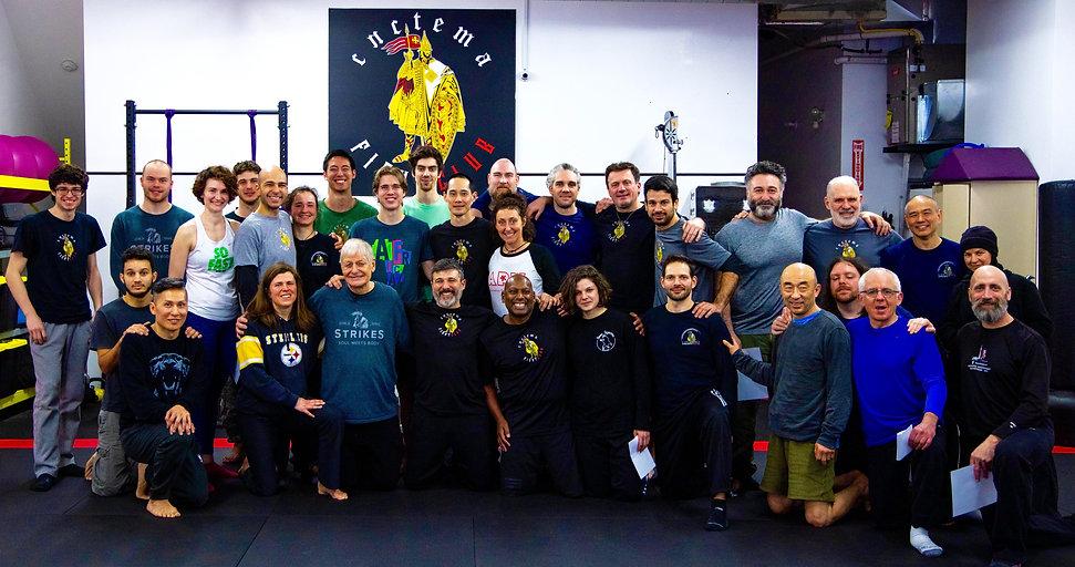 Fight Club Cnctema Russian Martial Art