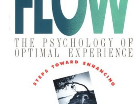 Excerpt from the book on Flow