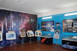 аллея музеев космос