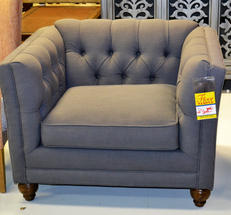 Rowe Tufted Chair
