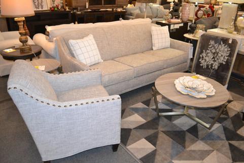 Rowe Sofa & Chair