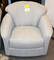 Klaussner Swivel Glider Chair