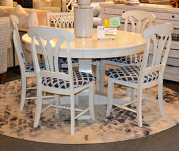 """Canadel 54"""" dining set"""