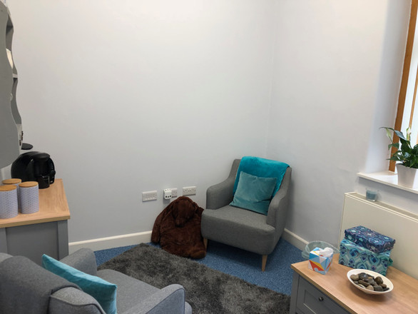 Chala counselling room