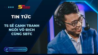 """""""Pelu"""" Hoàng Luân đánh giá VCS Mùa Xuân 2021: TS sẽ cạnh tranh ngôi vô địch cùng SBTC"""
