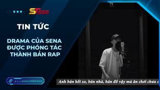"""Drama của Sena được phóng tác thành bản rap, Thầy Giáo Ba tranh thủ """"ghé qua"""" cà khịa"""