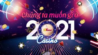 Chúng ta muốn thấy điều gì từ casino trực tuyến năm 2021?