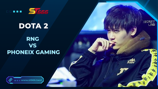 Kèo Esports – RNG vs Phoneix Gaming – Dota 2 – 10h00 – 08/01/2021