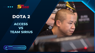 Kèo Esports – Access vs Team Sirius – Dota 2 – 13h15 – 31/12/2020