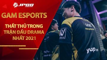 GAM thất thủ trong trận đấu drama nhất 2021, cộng đồng lại được phen tranh cãi