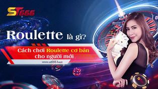 Roulette là gì? Cách chơi Roulette cơ bản cho người mới