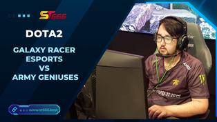 Kèo Esports – Galaxy Racer Esports vs Army Geniuses – Dota 2 – 12h00 – 21/01/2021