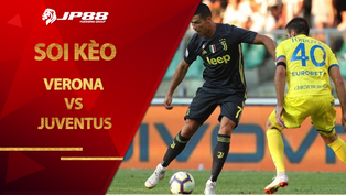 Soi kèo Verona vs Juventus lúc 2h45 ngày 28/2/2021, Serie A