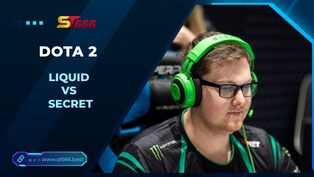 Kèo Esports – Liquid vs Secret – Dota 2 – 03h00 – 07/02/2021