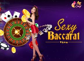 Sexy Baccarat là gì? Cách chơi cơ bản tại AE Sexy Baccarat