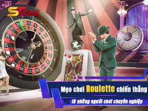 Mẹo chơi Roulette chiến thắng từ những người chơi chuyên nghiệp
