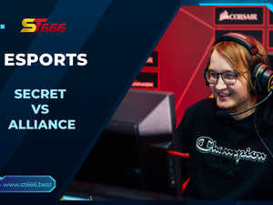 Kèo Esports – Secret vs Alliance – Dota 2 – 02h00 – 30/11/2020