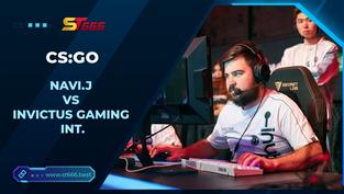 Kèo Esports – NAVI.J vs Invictus Gaming Int. – CS:GO – 22h00 – 16/1/2021