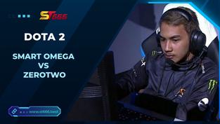 Kèo Esports – Smart Omega vs ZeroTwo – Dota 2 – 12h00 – 20/01/2021
