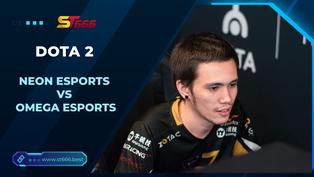 Kèo Esports – Neon Esports vs Omega Esports – Dota 2 – 15h00 – 04/01/2021
