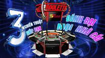3 chiến thuật Roulette giúp bạn đánh bại mọi nhà cái
