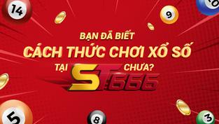 Bạn đã biết cách thức chơi xổ số tại ST666 chưa?