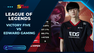 Kèo Esports – Victory Five  vs EDward Gaming – LEAGUE OF LEGENDS – 18h00 – 02/02/2021