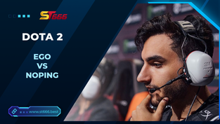 Kèo Esports – EGO vs NoPing – Dota 2 – 06h00 – 28/01/2021