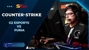 Kèo Esports – G2 Esports vs FURIA – COUNTER-STRIKE – 01h30 – 20/01/2021