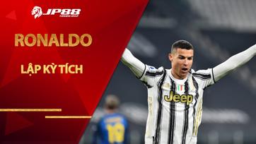 Ronaldo lập kỳ tích, Pirlo đổ lỗi Juventus rơi điểm vì thiếu kinh nghiệm
