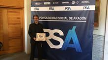 Teell Editorial logra el Sello de Responsabilidad Social de Aragón