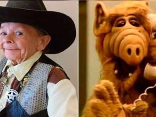 Muere el intérprete de Alf, el extraterrestre ícono de los 80's.