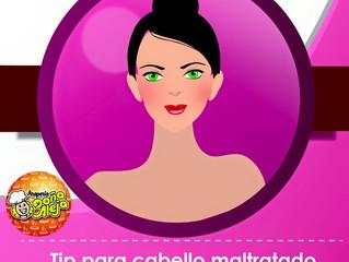 TIPS DE BELLEZA PARA TU CABELLO!