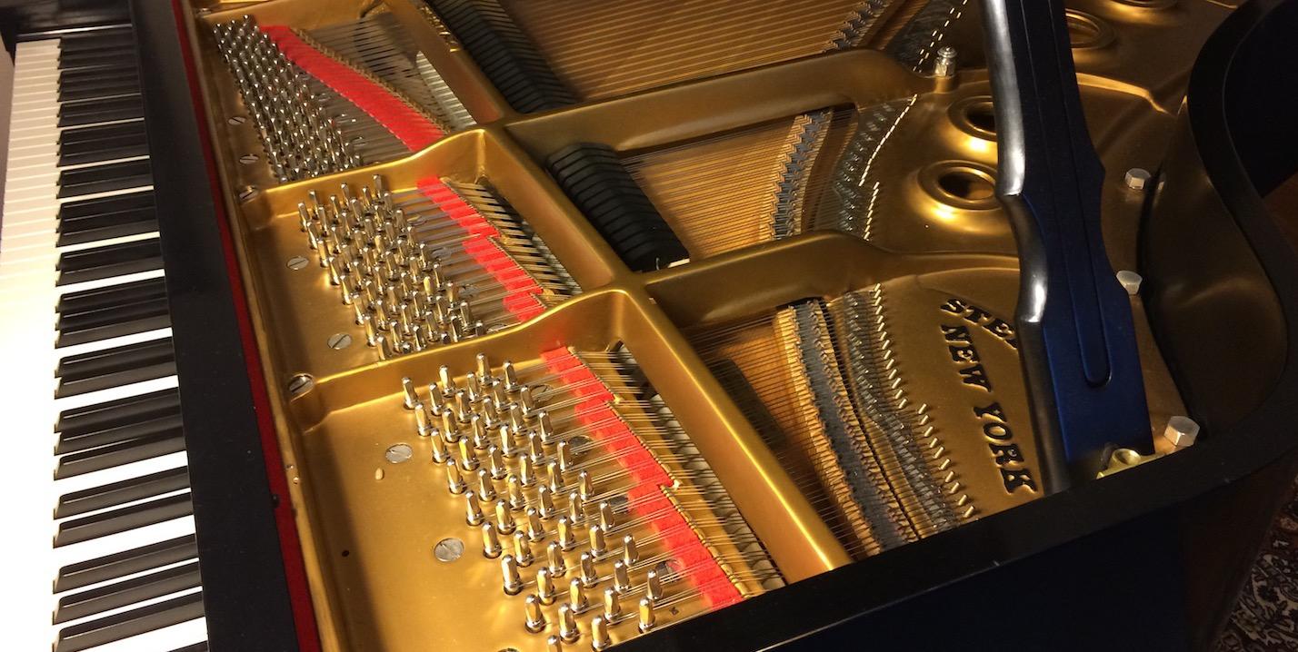 Steinway & Other Fine Pianos