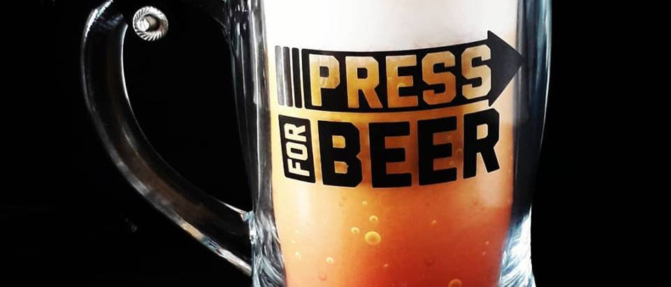 CANECO CAMPAINHA PRESS FOR BEER